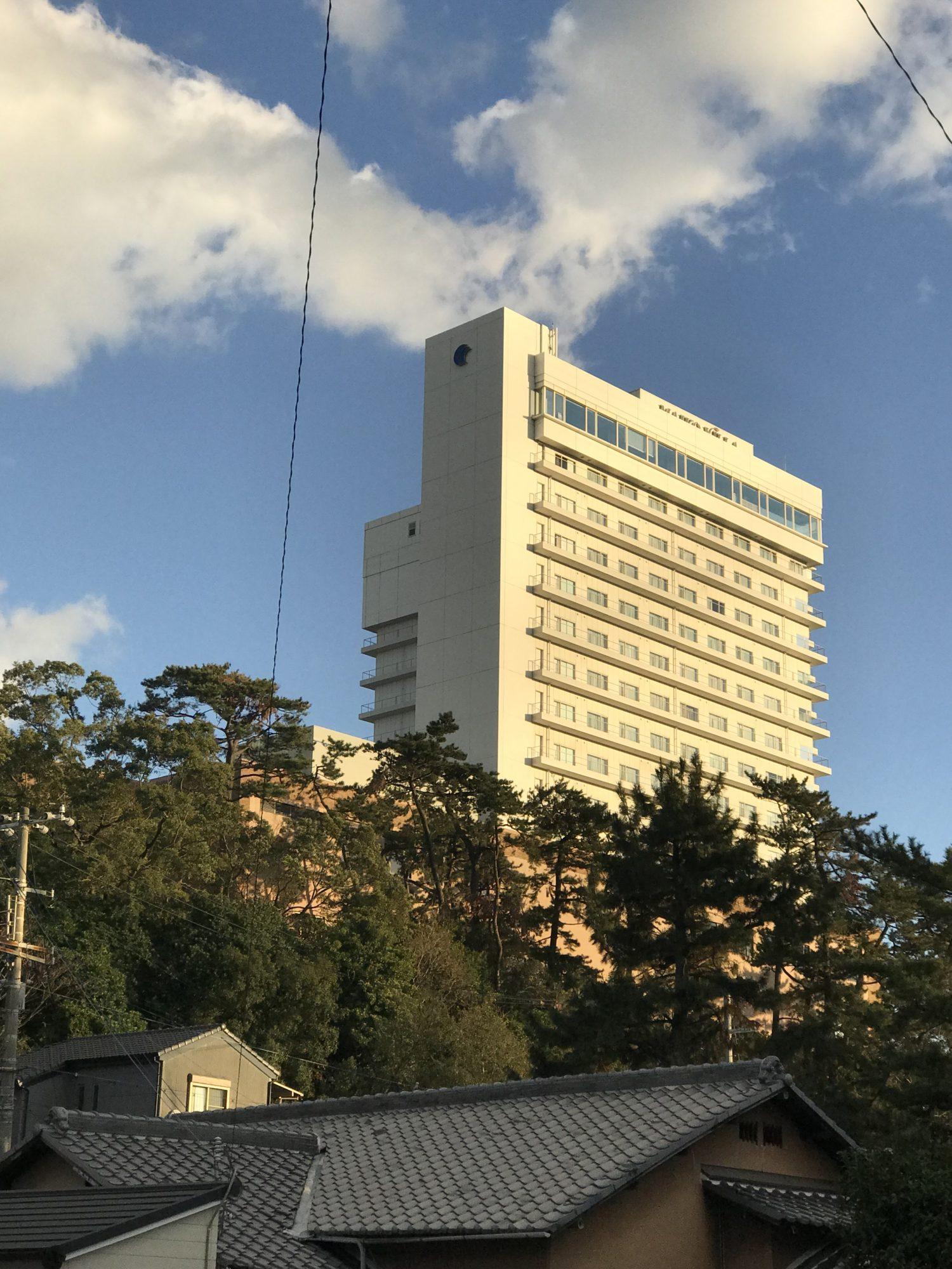 シーサイドホテル舞子ビラ神戸のバイキングは美味/2018帰省旅行❹