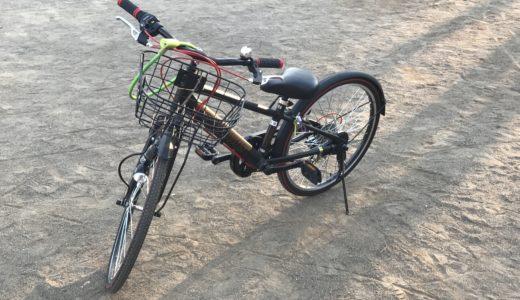子どもの新しい自転車を買って練習!自転車に乗る時のお約束