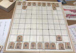 くもんNEWスタディ将棋の将棋盤